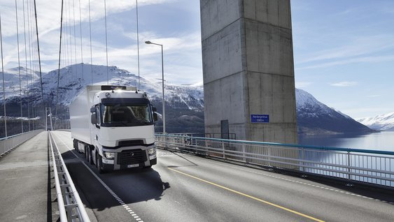 Video's van Renault Trucks op YouTube